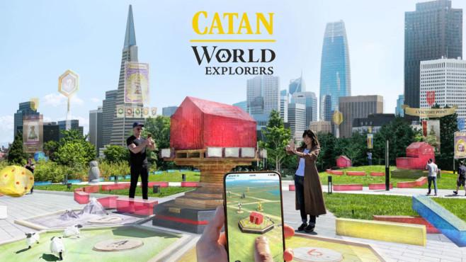 Catan – World Explorers©Catan GmbH