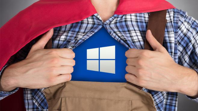 COMPUTER BILD-Windows-Troubleshooter ©iStock.com/AndreyPopov, Microsoft
