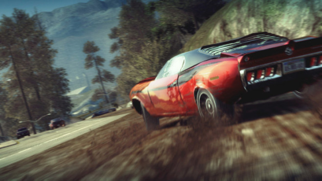 Rennspiel Burnout Paradise: Drift
