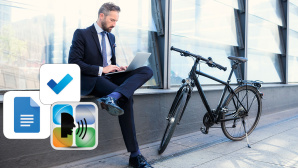 Apps für mobiles Arbeiten im Test©iStock.com/Nikada