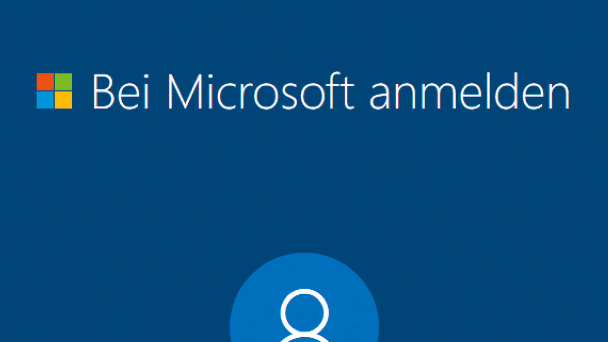 Windows 10: Nur noch mit Microsoft-Konto nutzbar?