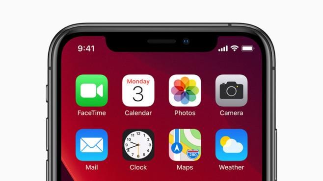 Apple iOS 13©Apple
