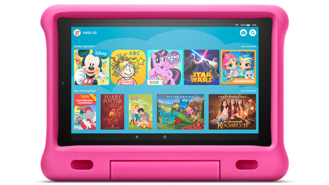Amazon Fire HD 10 Kids Edition © Amazon