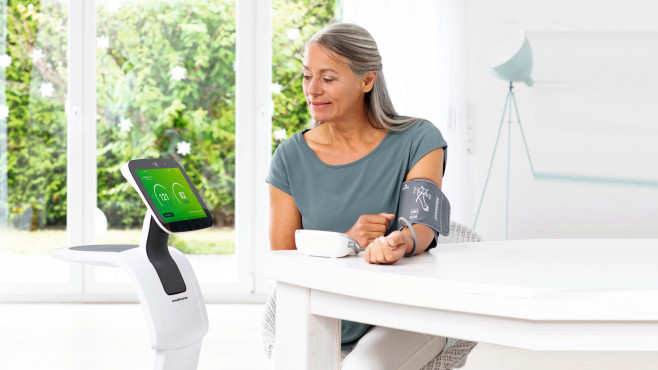 Medisana Home Care Robot©Medisana