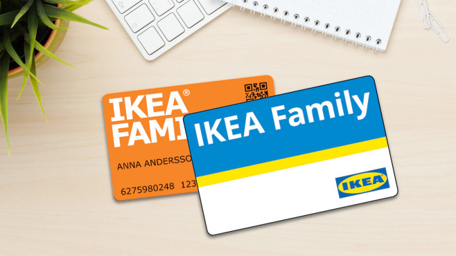 IKEA Family Karten auf dem Tisch©IKEA, karandaev - Fotolia.com