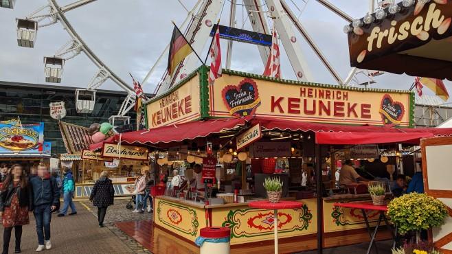 Pixel 4: Foto auf dem Bremer Freimarkt.©COMPUTER BILD