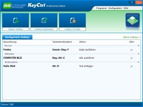 KeyCtrl Pro – Kostenlose Vollversion