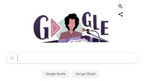 Google Doodle f�r Michel Berger©Google