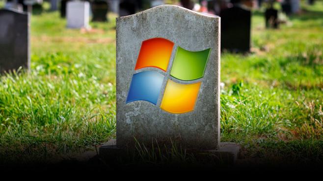 Windows 7 tot: Ein Abschiedsbrief zum langweiligen Betriebssystem©iStock.com/vyasphoto / Windows