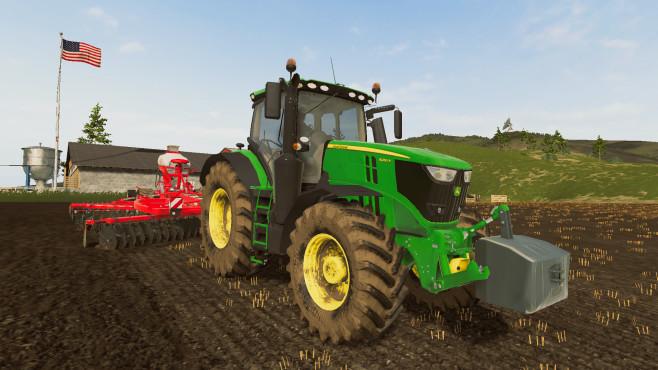 Landwirtschafts-Simulator 20©Astragon