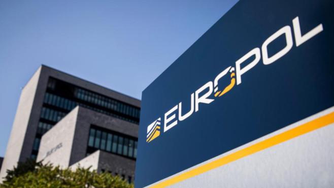 Europol-Gebäude in Den Haag©Europol