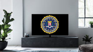 FBI warnt vor Smart TVs © Panasonic / FBI (Fotomontage)