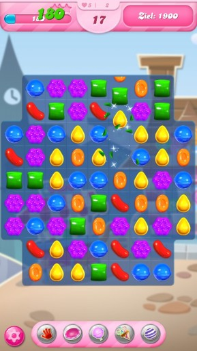 Candy Crush Saga (App für iPhone & iPad)