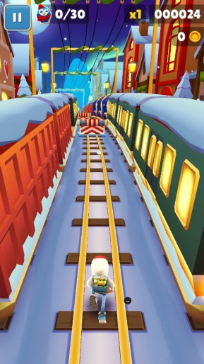 Subway Surfers (App für iPhone & iPad)
