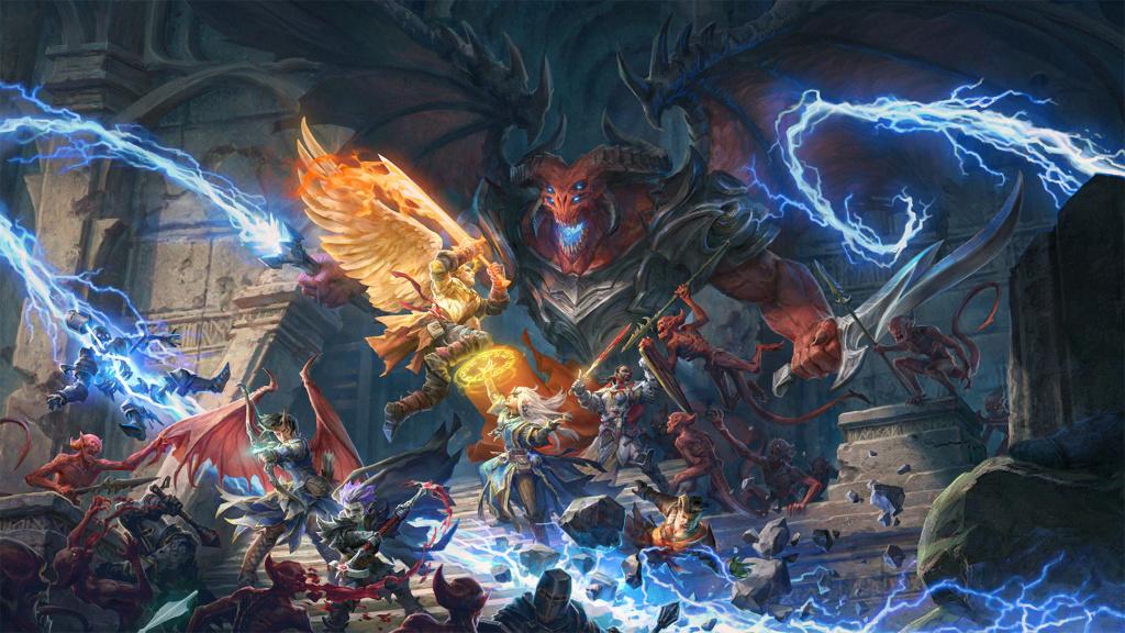 Pathfinder – Wrath of the Righteous: Neues Rollenspiel in Arbeit