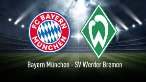 Bundesliga: FC Bayern München - SV Werder Bremen©FC Bayern München, SV Werder Bremen