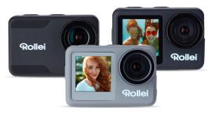 Rollei Actioncam 6S Plus, 8S Plus, 9S Plus©Rollei