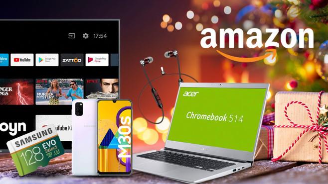 Amazon Last-Minute-Angebote©Amazon, iStock.com/RomoloTavani
