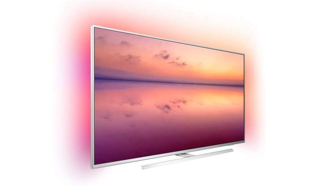 Philips Ambilight 50 Zoll 4K Smart TV mit Alexa-Integration©Amazon