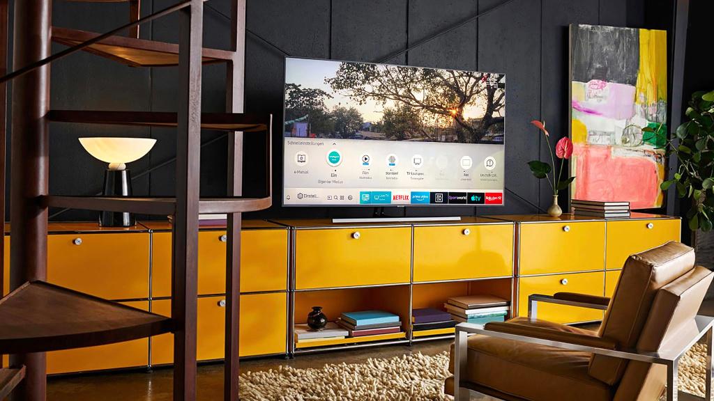 Samsung GQ65Q85R im Test: Das ist der beste QLED-Fernseher!
