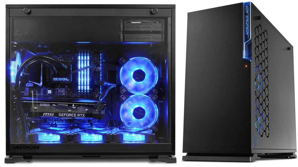Medion Erazer X87095: Aldi-Gaming-PC im Test