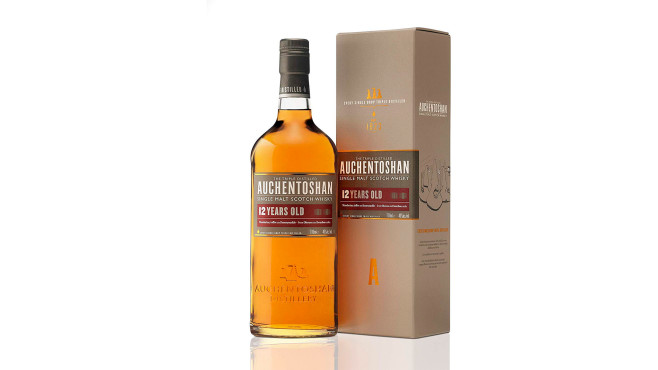 Auchentoshan 12 Jahre Single Malt Scotch Whisky©Amazon