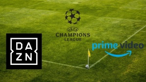 Champions League bei DAZN und Amazon Prime Video © COMPUTER BILD