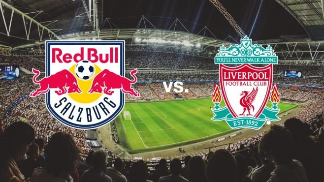 Champions League: Salzburg vs. Liverpool©RB Salzburg, FC Liverpool, Montage: COMPUTER BILD