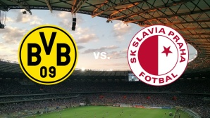 Champions League: Dortmund vs. Prag©Borussia Dortmund, Slavia Prag, Montage: COMPUTER BILD