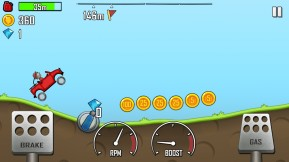 Hill Climb Racing (Android-App)