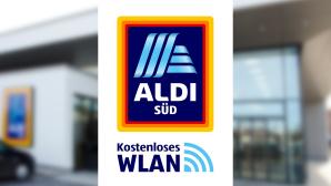 Aldi Süd bietet ab sofort kostenloses WLAN©Aldi Süd