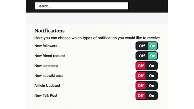 Notifications©WT.Social