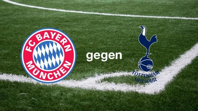 Champions League: Bayern München vs. Tottenham Hotspur©Tottenham Hotspur, FC Bayern München, Montage: COMPUTER BILD