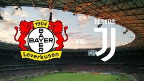 Champions League: Leverkusen vs. Juventur©Bayer 04 Leverkusen, Juventus Turin, Montage: COMPUTER BILD