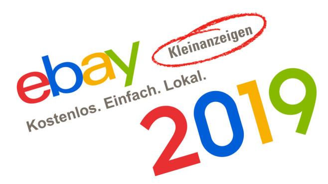 Ebay Kleinanzeigen 2019©Ebay