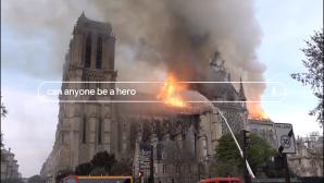 Feuer von Notre-Dame©Google