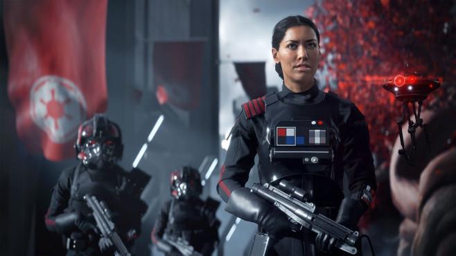 Star Wars – Battlefront 2©EA