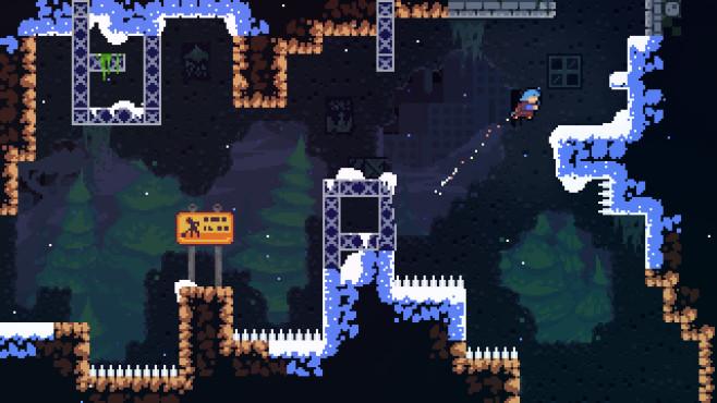 Celeste©Matt Makes Games