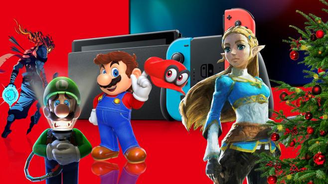 Nintendo-Switch-Spiele©Nintendo, Motion Twin