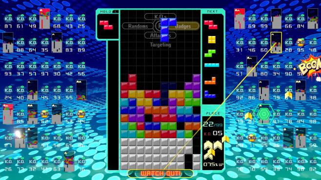 Tetris 99©Nintendo