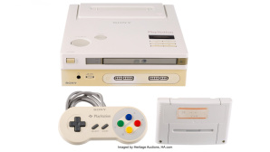 Nintendo PlayStation©Heritage Auctions