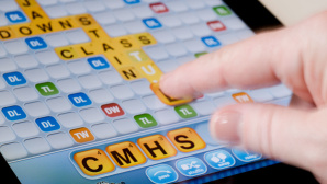 Words With Friends © iStock.com/Brycia James