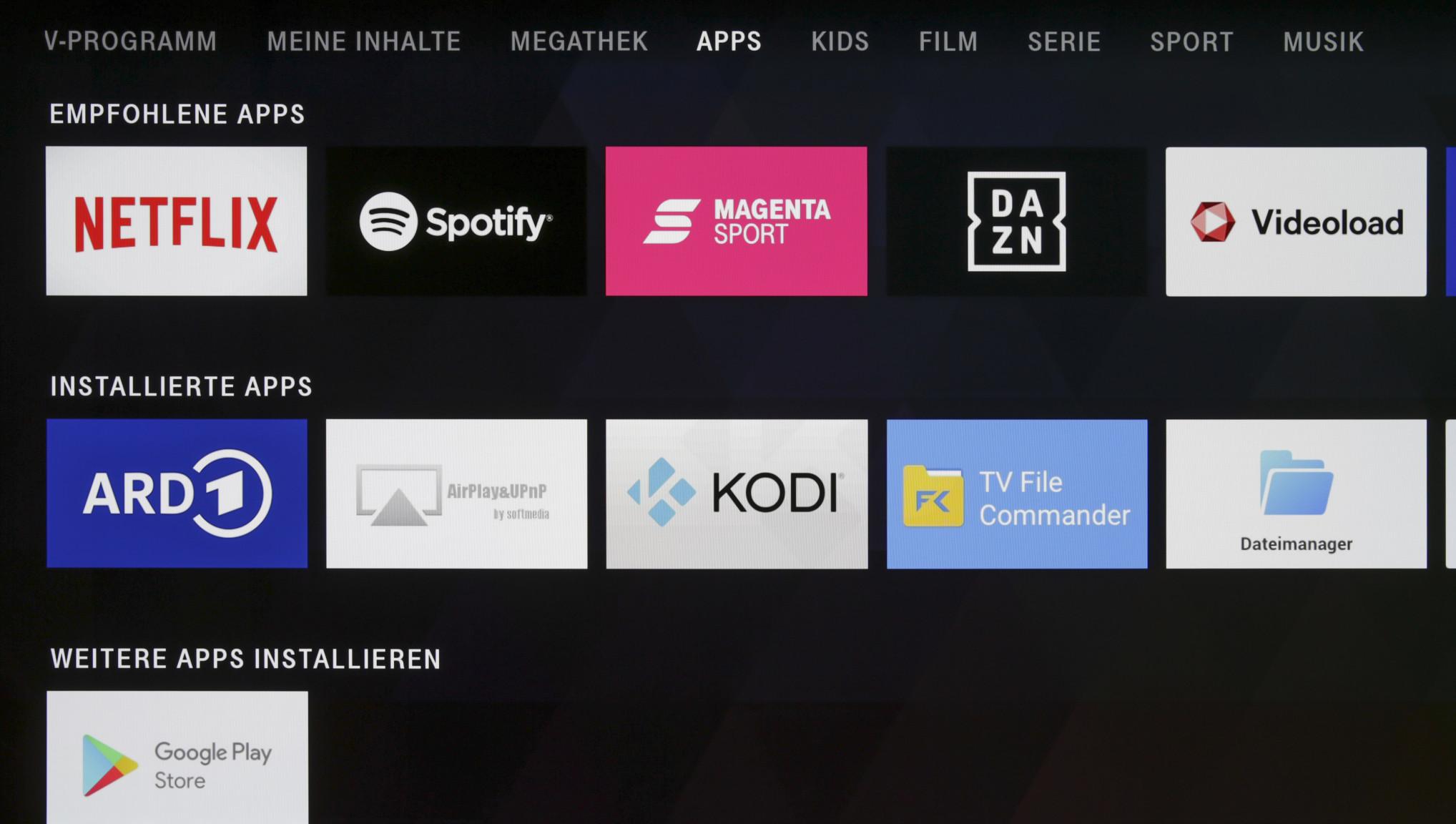 Magenta Tv App