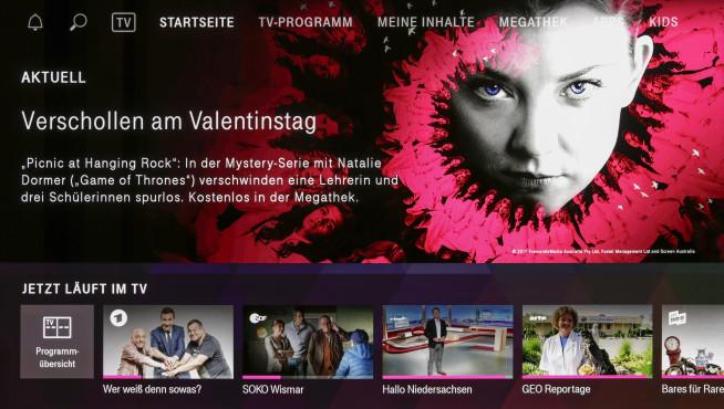 MagentaTV-Stick im Praxis-Test©COMPUTER BILD