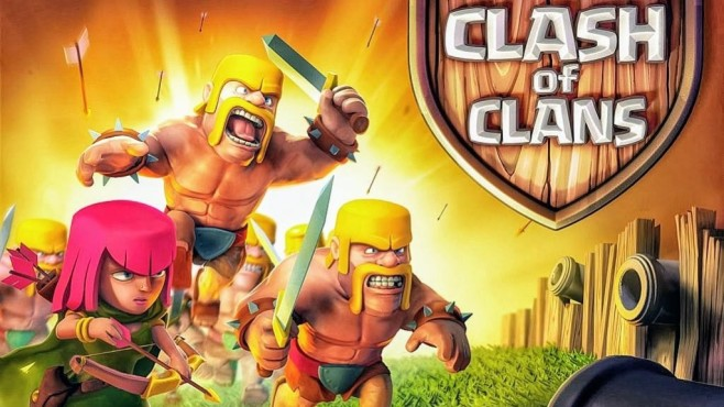 Screenshot Clash of Clans©Supercell