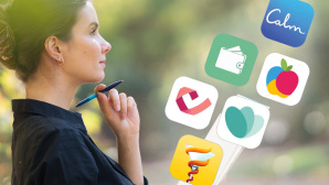 Gratis-Apps im Test: Die guten Vorsätze 2020©iStock.com/princigalli
