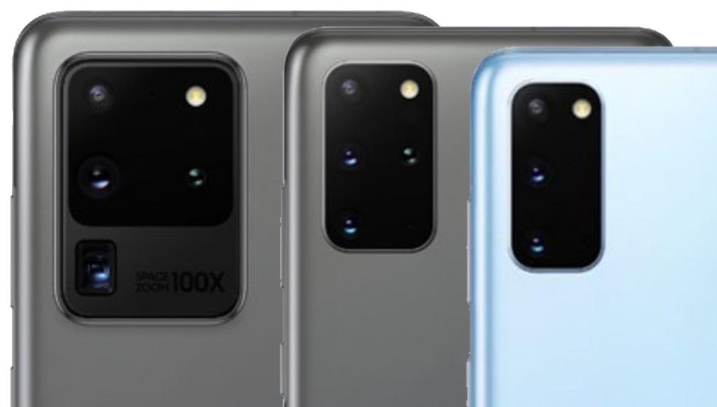 Samsung Galaxy S20: Kameras im Vergleich