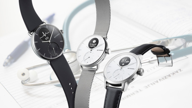 Withings ScanWatch © Pexels.com / Pixabay, Withings