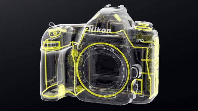 Nikon D780 Dichtungen©Nikon