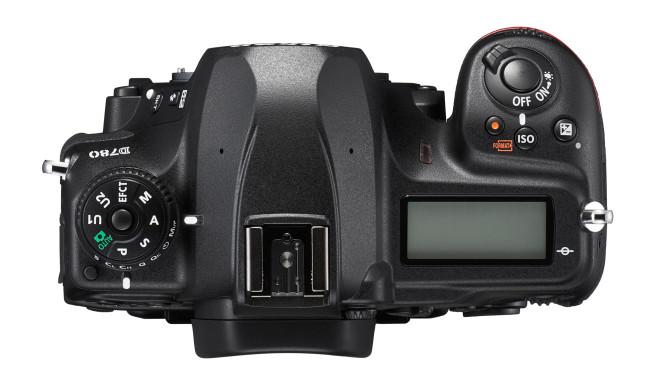 Nikon D780 Oberseite©Nikon